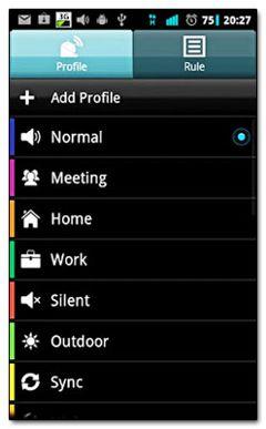 نرم افزار کاربردی زمان بندی کردن profile با Profile Scheduler+ v2.0.5 – اندروید