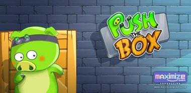 بازی سرگرم کننده هل دادن جعبه ها Push The Box v1.6 – اندروید