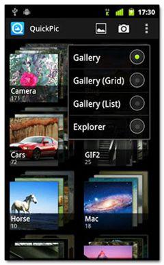 نرم افزار مرور آسان و سریع تصاویر گالری با QuickPic v2.3.1 – اندروید
