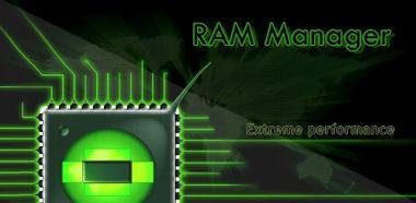 دانلود نرم افزار بهینه ساز RAM Manager Pro v4.0.3 – اندروید
