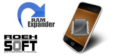 نرم افزار افزایش RAM گوشی با ROEHSOFT RAM-EXPANDER v1.73 – اندروید