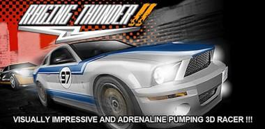 دانلود بازی مسابقه ای اچ دی Raging Thunder 2 HD v1.0.10  – اندروید