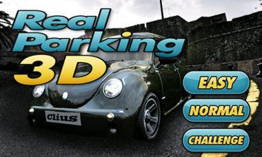 دانلود بازی جالب  پارک کردن اتومبیل Real Parking 3D – اندروید