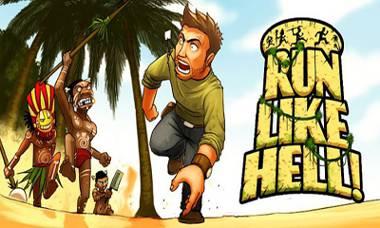 دانلود بازی فوق العاده زیبا و هیجان انگیز Run Like Hell! – اندروید