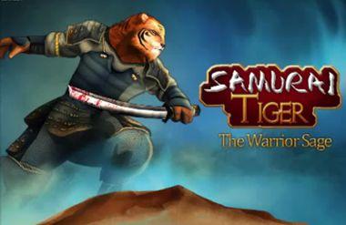 دانلود بازی زیبا ببر سامورایی  Samurai Tiger – آیفون ، آیپاد تاچ ، آیپد
