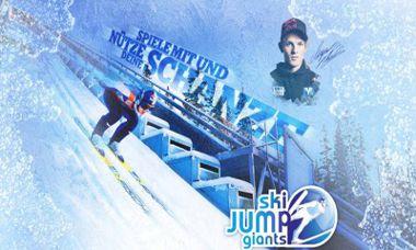 دانلود بازی زیبا و فوق العاده پرش با اسکی Ski Jump Giants – اندروید