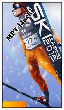 دانلود بازی پرش اسکی Ski Jumping Pro 2012 v1.00 مخصوص Symbian^3