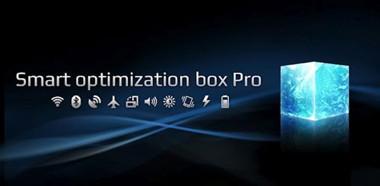 نرم افزار بهینه سازی مصرف باتری Smart Optimization Box Pro v1.0.0 – اندروید