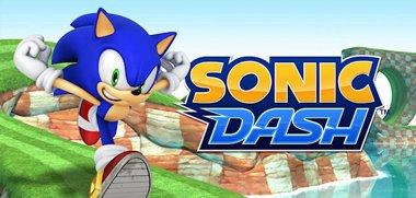 دانلود بازی سرگرم کننده سونیک Sonic Dash – آیفون ، آیپاد تاچ