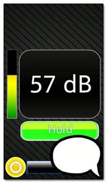 دانلود نرم افزار تعیین شدت صدا با Sound Level v.1.01 – سیمبیان ۳
