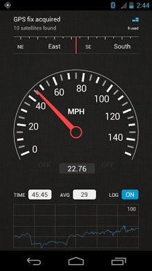 دانلود نرم افزار سرعت سنج SpeedView Pro v3.0.5 – اندروید