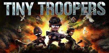دانلود بازی جنگی گارد کوچک Tiny Troopers v1.0.6– اندروید