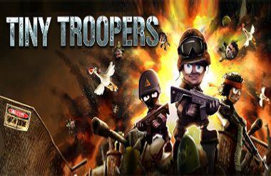دانلود بازی زیبا و جالب سربازان کوچک Tiny Troopers – آیفون ، آیپاد تاچ