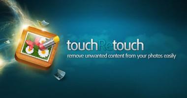 دانلود نرم افزار فوق العاده ویرایش عکس TouchRetouch – اندروید