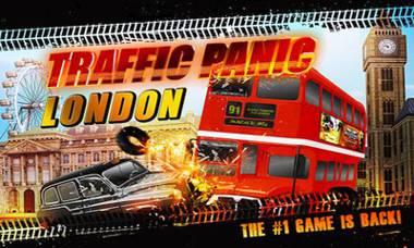 بازی سرگرم کننده و زیبا Traffic Panic London – اندروید