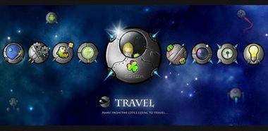 دانلود لانچر فوق العاده زیبا Travel GO LauncherEX Theme v1.0 – اندروید