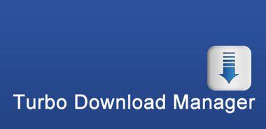 دانلود منیجر قدرتمند Turbo Download Manager v2.2 – اندروید