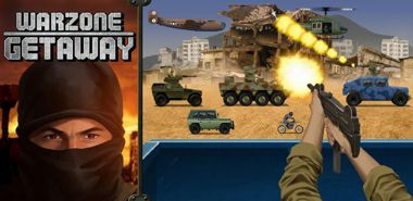 دانلود بازی تیر اندازی Warzone Getaway Counter Strike v1.1.7 – اندروید