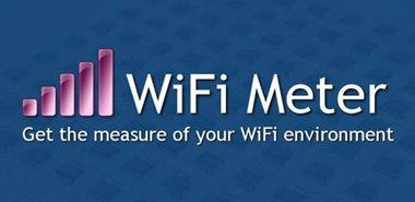 نرم افزار جمع آوری اطلاعات شبکه های بیسیم WiFi Meter v1.2 – اندروید