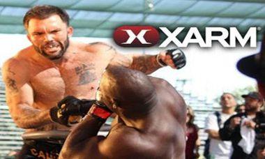 دانلود بازی مچ انداختن XARM Extreme Arm Wrestling – اندروید