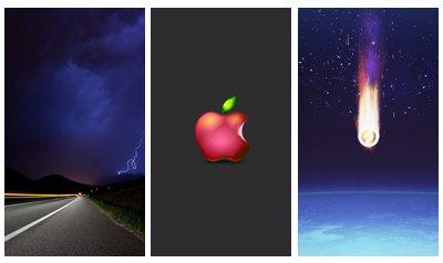 مجموعه ی دوم پس زمینه های مخصوص iPhone 5
