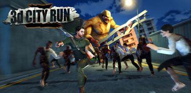 دانلود بازی دویدن در خیابان های شهر ۳D City Run 2 v1.0 – اندروید