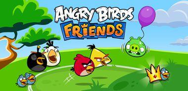 دانلود بازی پرندگان خشمگین دوستان Angry Birds Friends v1.0 – اندروید و iOS