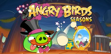 دانلود بازی پرندگان خشمگین Angry Birds Seasons 3.3.0 – اندروید و iOS