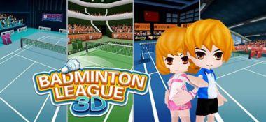 دانلود بازی سه بعدی بدمینتون Badminton 3D v2.0.7 – اندروید