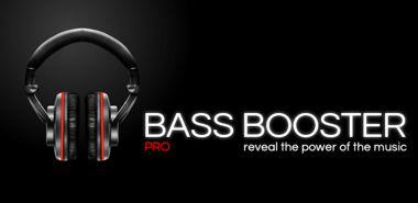 نرم افزار افزایش صدای گوشی Bass Booster Pro v2.0.3 – اندروید