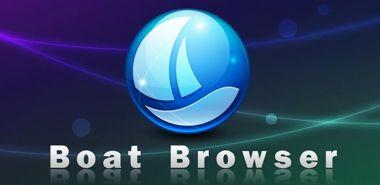 مرور آسان و سریع صفحات وب Boat Browser 5.5 – اندروید