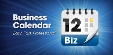 دانلود نرم افزار تقویم کاری Business Calendar v1.3.3.1 – اندروید