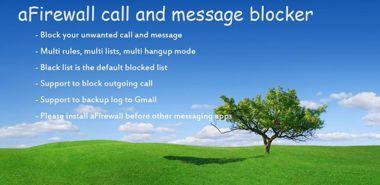 نرم افزار بلاک کردن تماس و پیامک Call & Message blocker 4.3.5 – اندروید