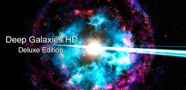 والپیپر لایو اعماق کهکشان ها Deep Galaxies HD Deluxe v3.1.3 – اندروید