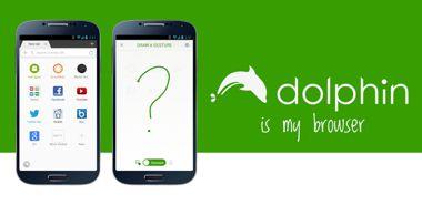 دانلود مرورگر قدرتمند دلفین Dolphin Browser 10.0.0 – اندروید