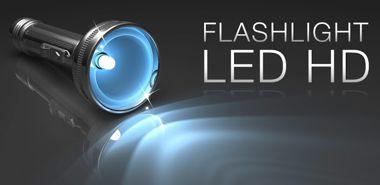 دانلود چراغ قوه کاربردی FlashLight HD LED Pro v1.52 – اندروید