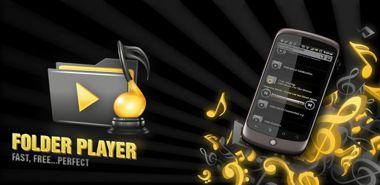 نرم افزار پلیر پوشه ای موزیک Folder Player Free v1.0.8 – اندروید