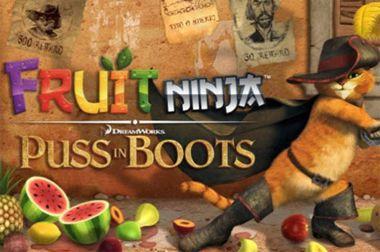 دانلود بازی معروف Fruit Ninja: Puss in Boots v1.1.5 – اندروید
