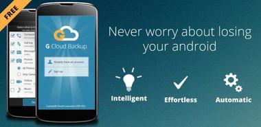 نرم افزار کاربردی پشتیبان گیری از اطلاعات G Cloud Backup 2.0.8 – اندروید