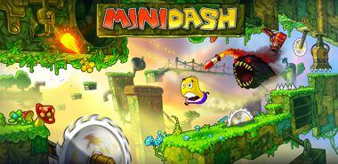 دانلود بازی سرگرم کننده و جذاب Mini Dash 1.0.1 – اندروید