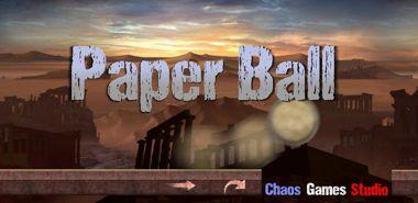 دانلود بازی توپ کاغذی Paper Ball Full 1.4.7 – اندروید
