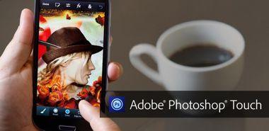 دانلود نرم افزار قدرتمند فتوشاپ Photoshop Touch for phone v1.1.0 – اندروید