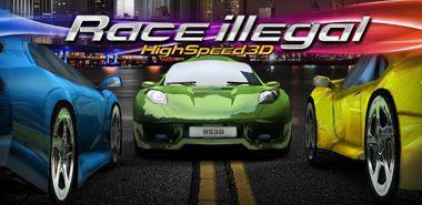دانلود مسابقات غیر قانونی Race Illegal High Speed 3D v1.0.0 – اندروید