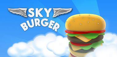 دانلود بازی جالب و سرگرم کننده Sky Burger 3.0.4 – اندروید