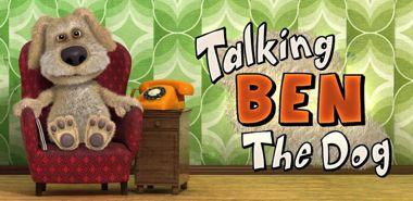 دانلود سگ سخنگو Talking Ben the Dog Free 2.0 – اندروید
