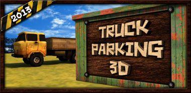 دانلود بازی پارک کردن کامیون Truck Parking 3D v1.6 – اندروید