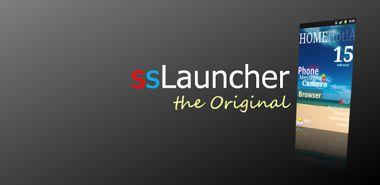دانلود لانچر متفاوت ssLauncher the Original v1.11.9 – اندروید