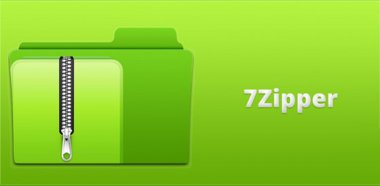 نرم افزار باز کردن فایل های زیپ 7Zipper v1.9.9.3 – اندروید