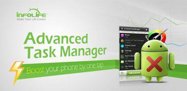 مدیریت حرفه ای گوشی با Advanced Task Manager Pro v5.0.6 – اندروید