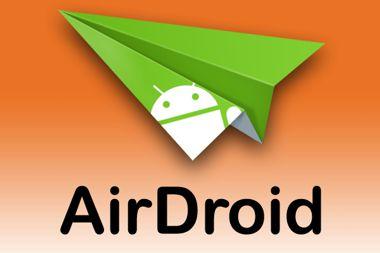 دانلود نرم افزار کنترل گوشی اندرویدی از راه دور AirDroid 2.0.5.1